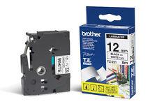 5x original Brother TZe-231 P-touch Beschriftungsband TZ-231 12mm