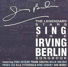 FREE US SHIP. on ANY 2 CDs! NEW CD Various Artists: Songs of Irving Berlin
