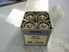 Wolverine HL-1976 LIFTERS HYDRAULIC TAPPETS Set of 4 Lifters FREE SHIPPING