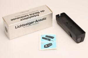 Rollei Lichtzeiger für den P360A/AF und P355A/AF