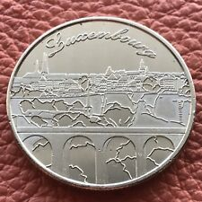 Medaille Luxembourg Collectors Coin Luxembourg Heritage