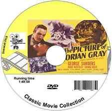 Oscar Wilde's The Picture of Dorian Gray - Hurd Hatfield DVD 1945 Film
