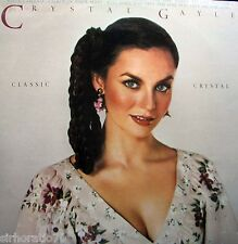 CRYSTAL GAYLE Classic Crystal LP