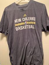 ADIDIAS New Orleans Pelicans Tshirt LARGE