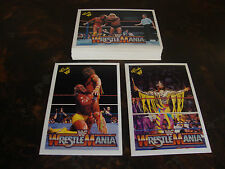 1990 Classic WWF---Wrestlemania---Lot Of 34---Dupes