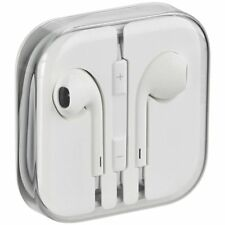 100% ORIGINAL ÉCOUTEUR KIT PIÉTON IPHONE APPLE EarPods avec mini-jack 3,5 mm