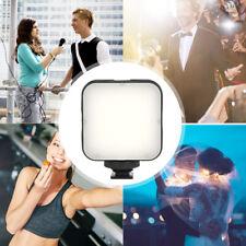 Protable 48 LED Video Fill Light Photography Lamp for DSLR Camera Camcorder DV