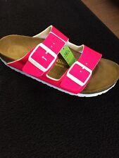 Birkenstock Women's Arizona Neon Pink 37N - 38N - 42N