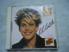 CD C.C. Catch  Star Collection - Back Seat of your Cadillac (Dieter Bohlen) 1991