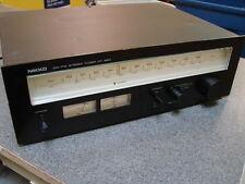 Vintage Nikko NT-890 AM/FM Stereo Tuner Japan 1970's