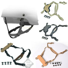 FMA Tactical Military Suspension System Chin Strap for Fast Mich IBH Helmet