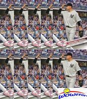 (30) 2017 Topps #NYY-6 Mashiro Tanaka Lot MINT Yankees Superstar