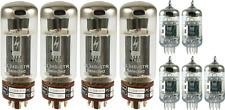 Tube Set Carvin V3 guitar amplifier Tube Amp Doctors vacuum valves matched quad