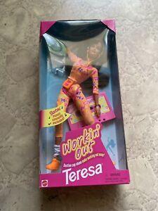 1996 Workin'out Teresa NIB!