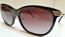Burberry Sunglasses B 4169-Q 3001/8G Black/Gray Gradient Lenses