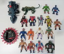 Vintage He-Man Masters of the Universe MOTU - Action Figure / Vehicle Job Lot