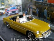 MGB ROADSTER CAR MODEL 1/43RD SIZE 2 DOOR CONVERTIBLE SPORTS 70'S TYPE Y0675J^*^