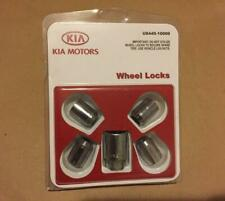 KIA WHEEL LOCKS ORIGINAL #U8440-10000 PRE OWNED