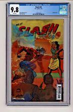 DC's Flash #22 Jason Fabok Lenticular 'The Button' Variant CGC 9.8