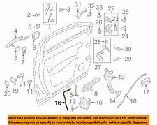 Lincoln FORD OEM 15-17 MKC Front Door-Lock Cable EJ7Z58221A00A BN20
