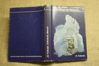 Sammlerbuch Minerale, Mineralogie, Geologie, Sammlerkunde,Kristalle, DDR 1978