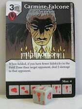 Dice Masters - 2x #043 Carmine Falcone Strategist - World´s Finest