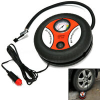5A 260PSI 12V Mini Air Compressor Tyre Inflator Auto Car Auxiliary Pump