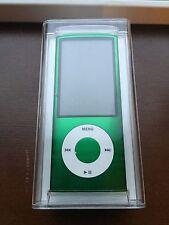 Apple iPod nano 5th Generation Green (16GB) New