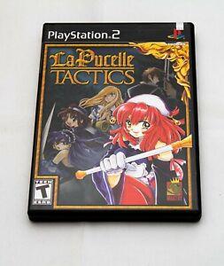 La Pucelle Tactics NTSC U/C -  PS2 No manual