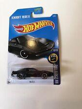 Hot Wheels Knight Rider K.I.T.T. 1:64 Hw Screen Time 10/10 Tv/Movie 3/365
