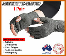 Arthritis Gloves Compression Finger Joint  Pain Relief Hand Wrist Support Brace