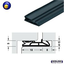 Front Door Gasket, Silicone Colour to Select DS158a SC318 18+8 MM per Meter