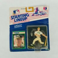 New Old Stock Kenner Mark McGwire 1989 Edition Starting Lineup MLB Baseball