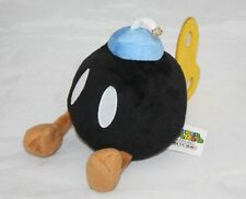 Super Mario Bros BOMB Plush Doll BOB-OMB Bomb Stuffed Soft Toy 7 INCH X'mas Gift