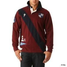 Polo Rugby RUCKFIELD by Chabal H0001114 Eastern League - Bordeaux - T. M - NEUF