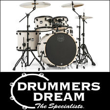 Brand New MAPEX Mars Series 5 Pce Drum Shell Kit Set Only Fusion Sizes Bonewood