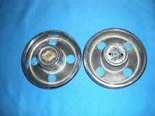 1983-1987 Renault Chrome Plated Center Caps #1823051 #SF8932000264-6 (2)  (: