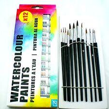Les artistes aquarelles peinture set hobbies crafts photos équipements Kit art nouveau