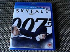 Blu 4 U: SkyFall : James Bond 007 : With UV : Sealed