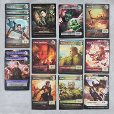 Lot of 14 Star City Games Tokens - SCG NM - Storm Poison Counter