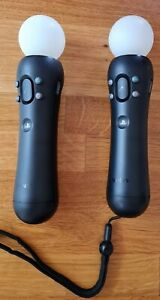 Sony PlayStation Move Motion Controllers for PS4 PSVR - CECH-ZCM2E 🎮