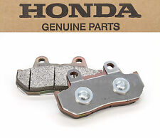New Genuine Honda Rear Brake Pad Pads 1990-2000 GL 1500 All Gold Wing OEM #W09