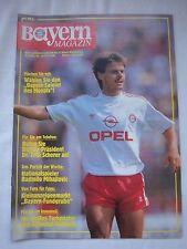 Orig.PRG   1.BL   1989/90   FC BAYERN MÜNCHEN - FORTUNA DÜSSELDORF  !!  SELTEN