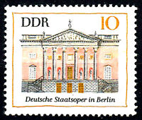 1435 postfrisch DDR Briefmarke Stamp East Germany GDR Year Jahrgang 1969