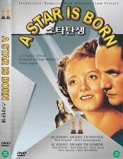 A Star Is Born (1937) Janet Gaynor DVD
