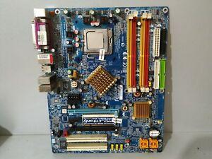 GIgabyte GA-8N-SLI LGA775 motherboard + CPU Pentium4 531 3.00 GHZ