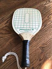 PICKLEBALL SWINGER Wood Racquet Racket