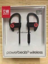Power Beats Wireless 3 Earphones Powerbeats3 Active Collection New!! *Look Here*