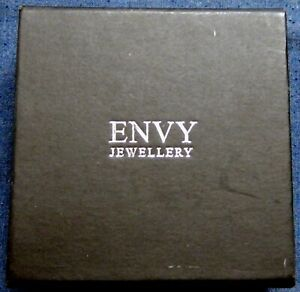ENVY Jewellery Stainless Steel Rock Candy Ring