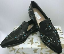 Authentic New Valentino Beatles Star Studded Loafers EU 40.5 /US 9.5-10